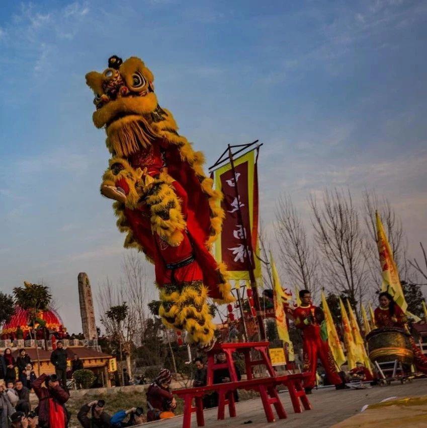 收藏!2019洛阳春节400+活动清单,庙会、灯会、民俗......