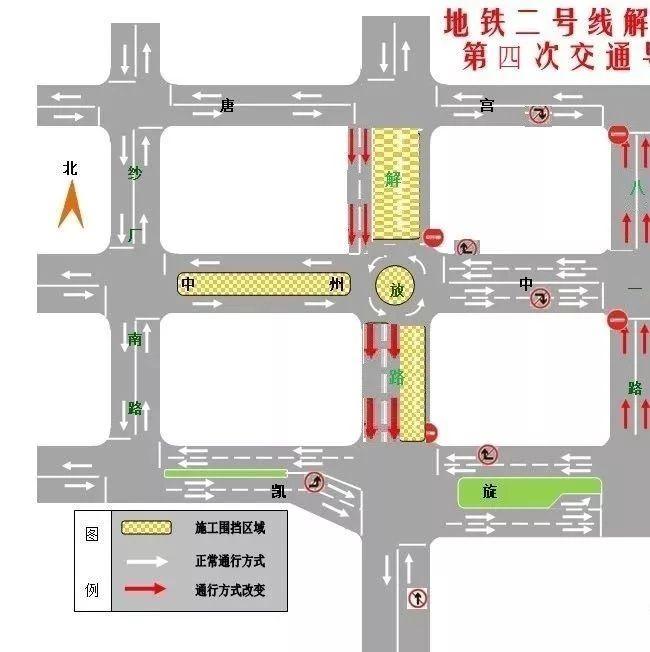 扩散!今起,洛阳这条重要道路封闭至明年底,涉及中州路、解放路......