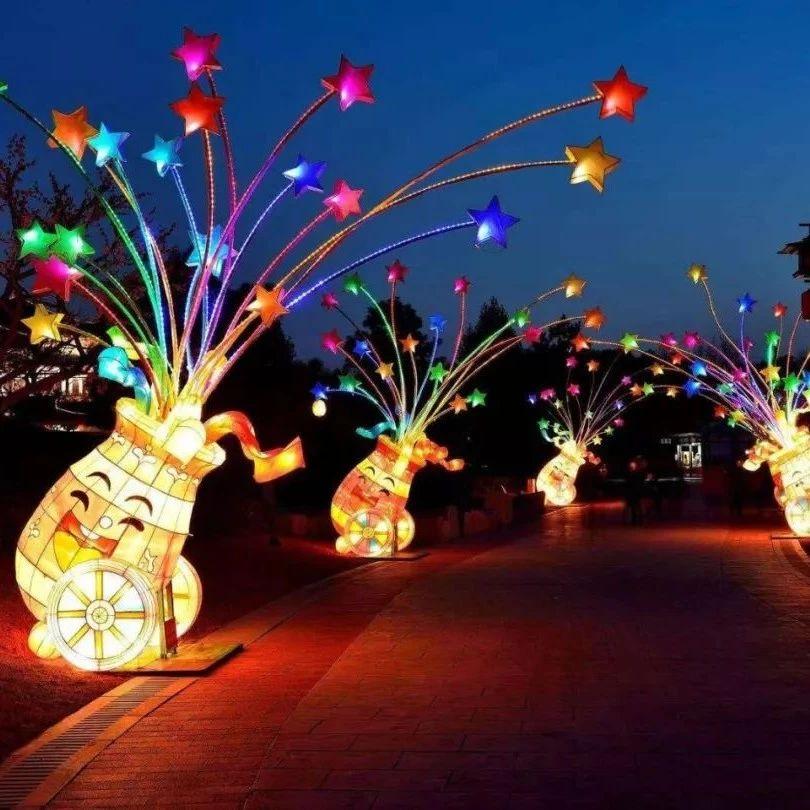 通知!王城公园灯会取消,过年洛阳这些地方最嗨......