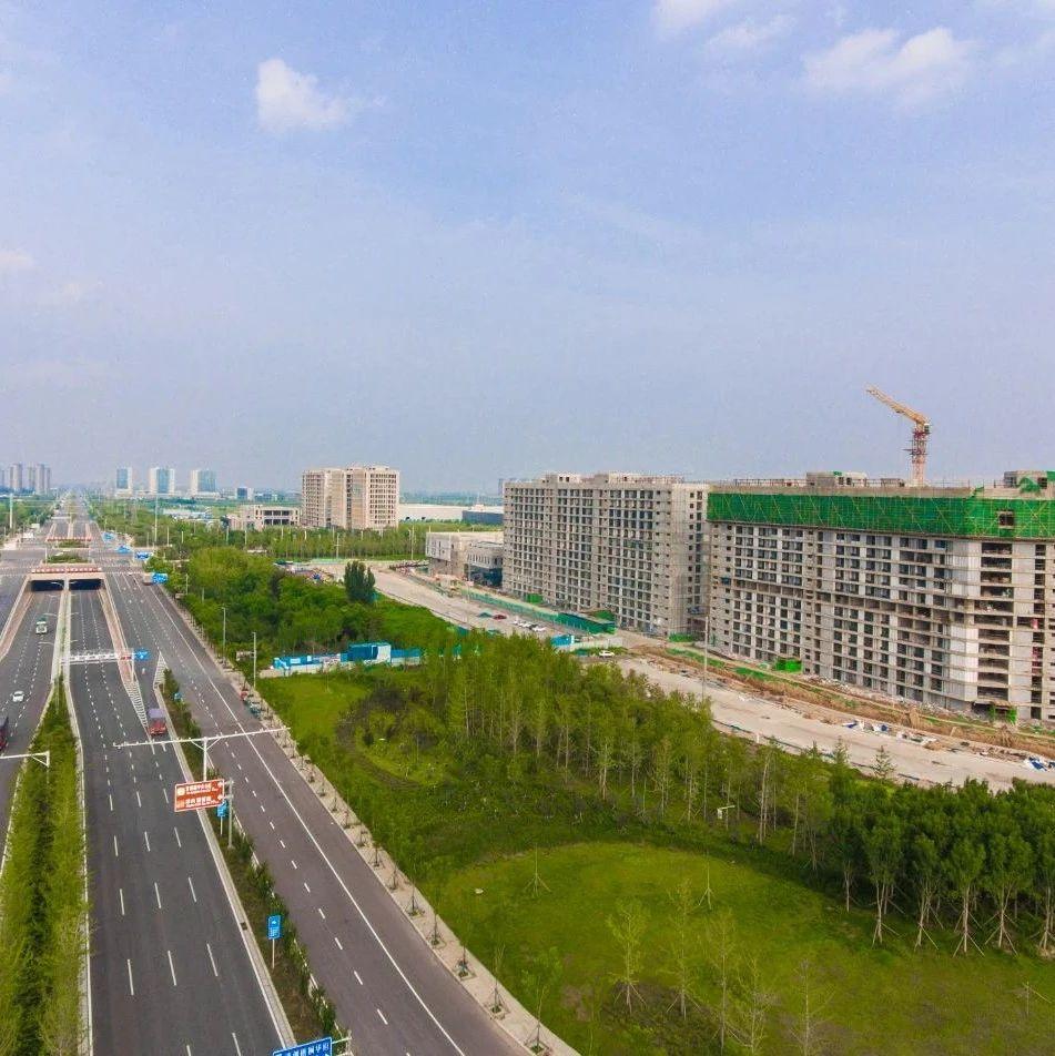 2021年,郑州航空港区这些大项目要竣工