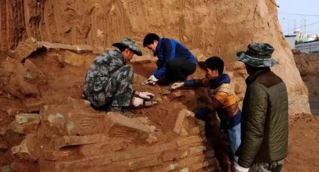 考古�越挖越�d�^:�模超王陵