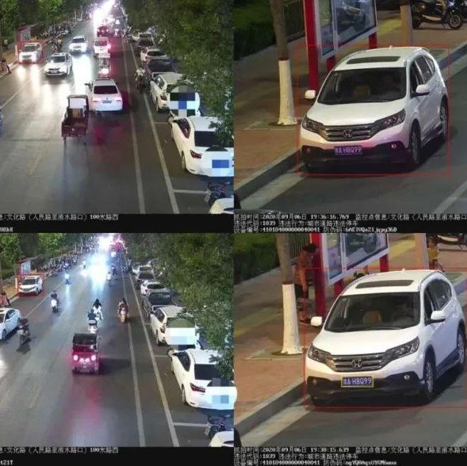 新郑最近几天交通违法行为大曝光!快来看看都有谁!