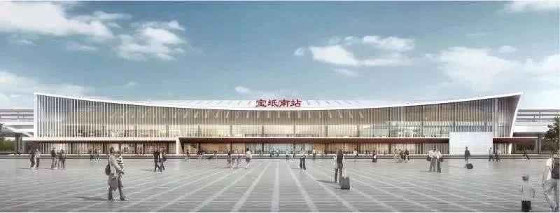 ��坻高�F南站最新消息!新增教育配套,宜居新城�r形可�!