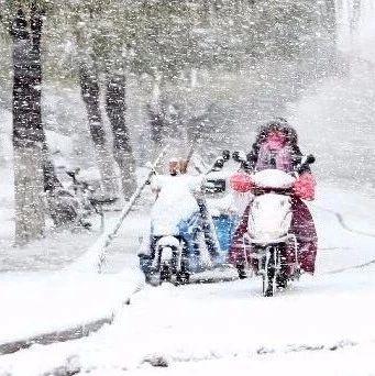 又要下雪了?【��坻今天暖和吧?】用本周日下雪�Q�淼模�