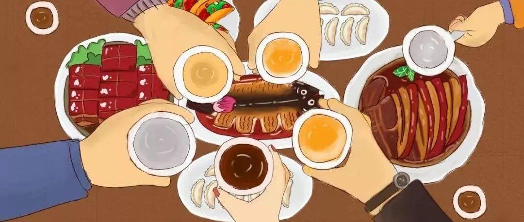 喝酒时这些菜最好别吃!快告诉家人和朋友