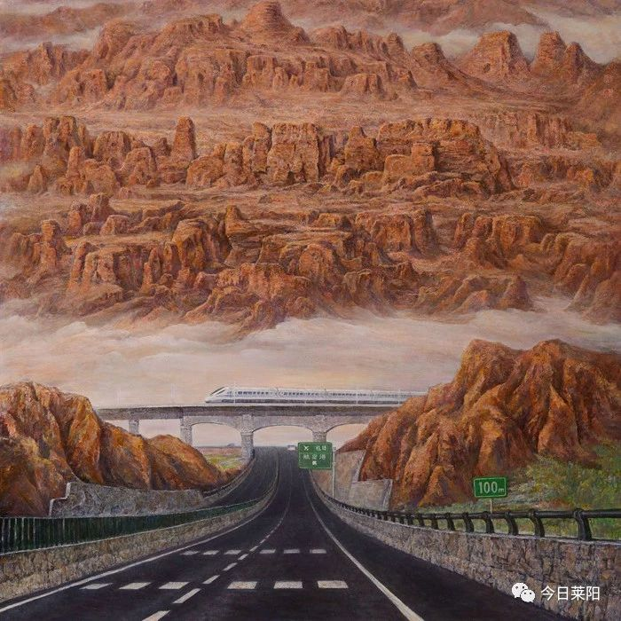 莱阳画家薛秀荣作品入选第十三届全国美展