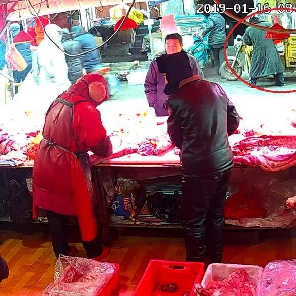 莱阳某肉食店连车带货都被盗,小偷转手就在街边卖……