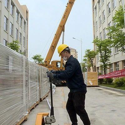 黄强胤到县经济开发区调研企业复工复产工作
