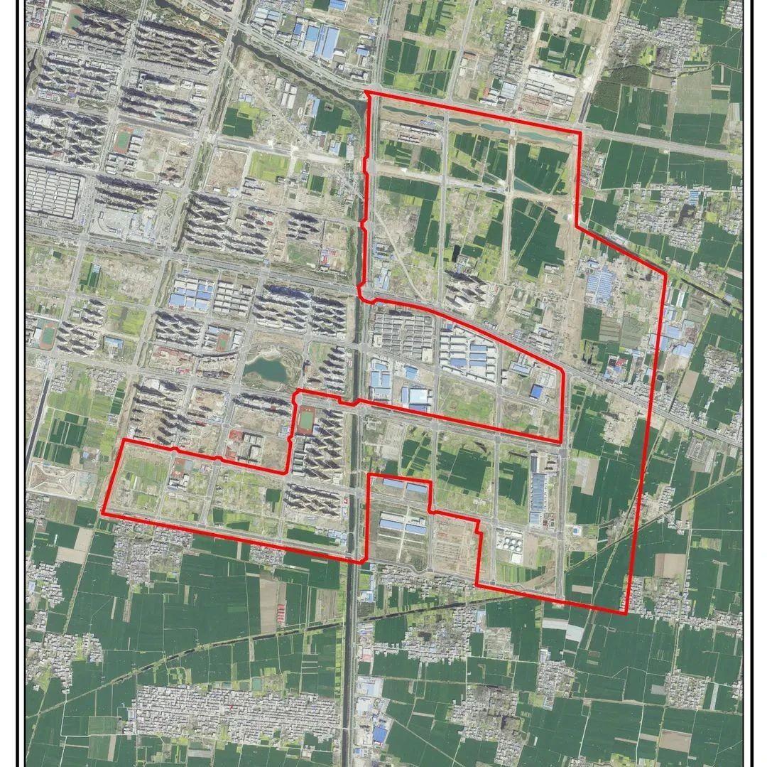 土地征收方案公示!涉及城西、城南、泉北......