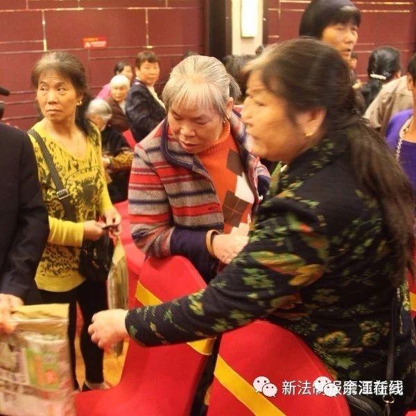 余江老年人当心!礼品免费送的背后,是伸向老年人钱袋子的黑手