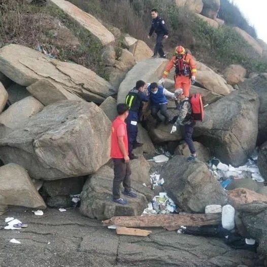 海南:6人结伴踏春不走寻常路,被困山中请求救援