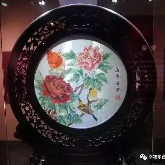 东台特产赴香港展览