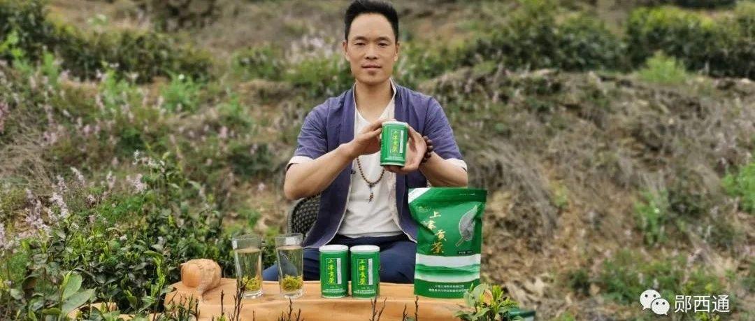 上津贡茶、粮食画家、自强模范,他们有关联吗?