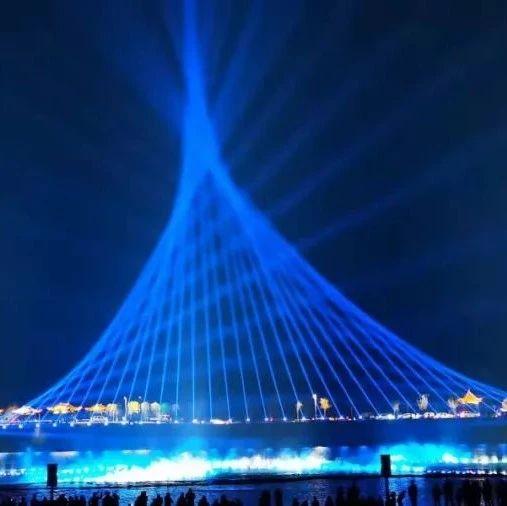 水舞上津,撩动你心,一场大型音乐喷泉即将震撼上演!