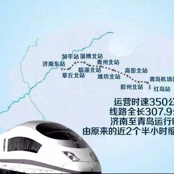 未来,烟台?济南2小时!济青高铁、青连铁路最后调试,12月通车!