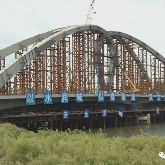漯河牡丹江路沙河大桥