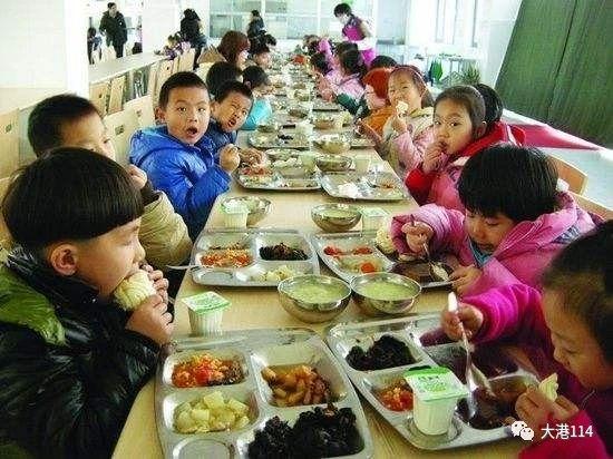 大港城区内小学午餐配送问题,19年8月已进行了招标