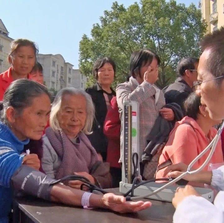 省人民医院博士团来南城县开展免费义诊