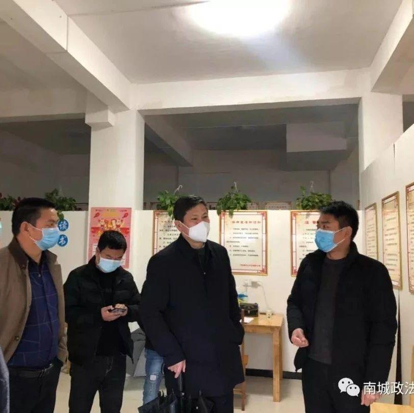 梅勇同志深入�f坊��{研指��新冠肺炎疫情防控村(社�^)�W格化管理工作