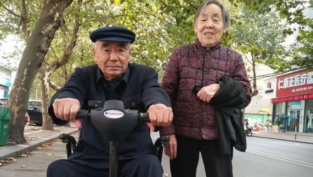 春暖花开,选一款老年代步车、电动轮椅陪咱爸妈去郊游!