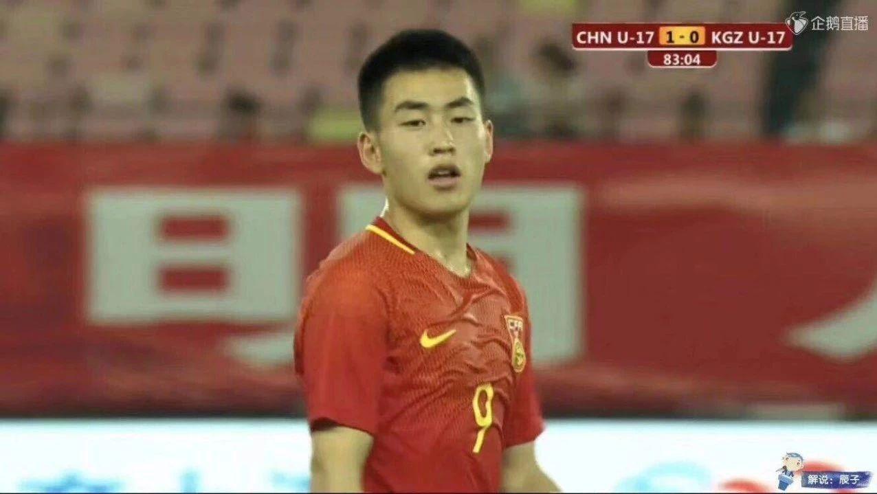 """从枝江走出的""""中国国家青年男子足球队""""队员刘俊贤,正在参加国际比赛、请为他加油!"""
