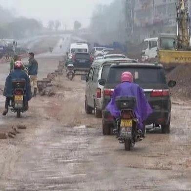 【作风建设永远在路上】道路施工缓慢,村民盼早日修好