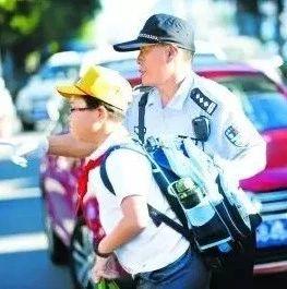 【时代楷模】孩子眼中的警察爷爷