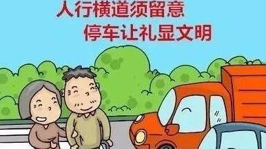 """注意!邹城不礼让斑马线行人抓拍最多的地方在这里!有人""""中招""""(有图有真相)"""