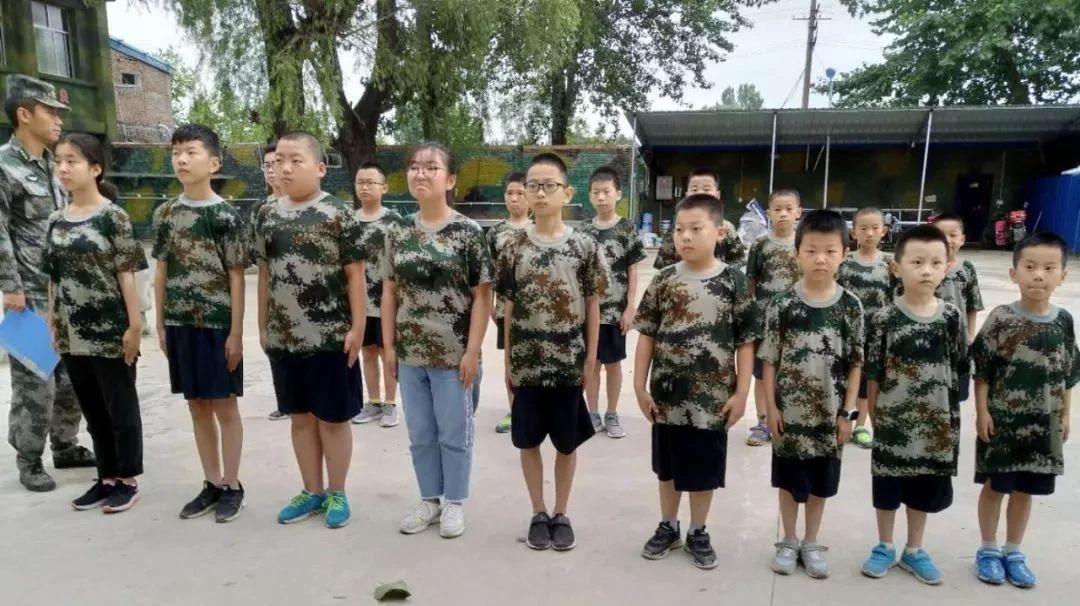军事夏令营第三期丨韩城小战狼,八天蜕变之旅再度起航