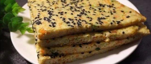 山药最好吃的做法,不炒,不炖,筷子一搅,搞定全家人早餐