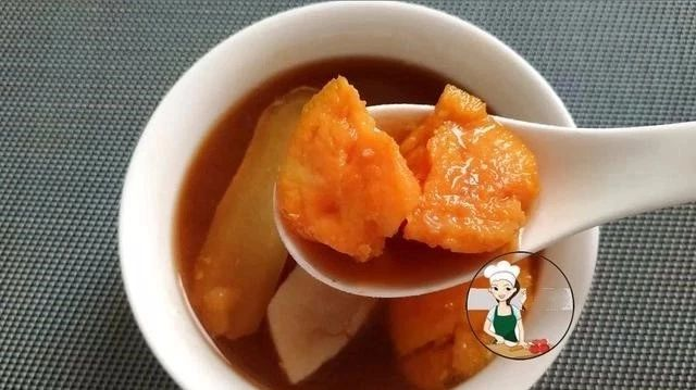 入秋了,常煮这糖水喝,黏嫩爽口,还润肠,每回煮一锅都喝光光