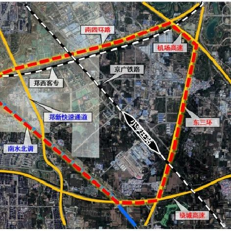 第四座!郑州将再建一座大型火车站