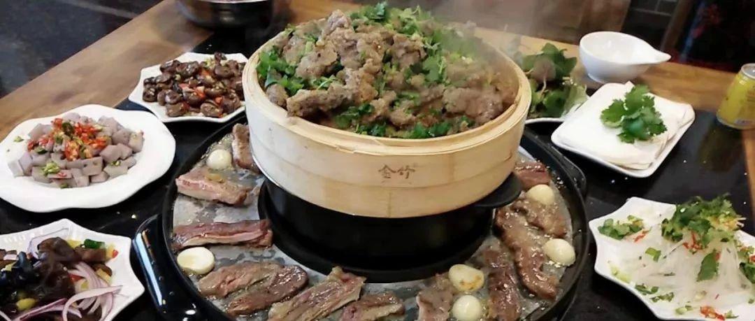 福利来啦!旱蒸牛肉煎烤牛肉大酬宾:牛肉吃一斤送一斤