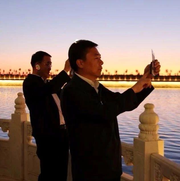 【聚焦】因为这件事儿~阿拉善盟委书记杨博率观摩团走进额济纳旗