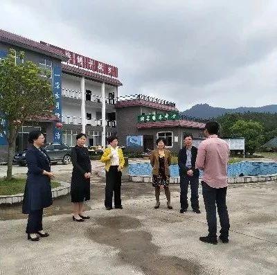 市人大《江西省旅游条例》执法检查组到我县检查工作
