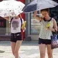 今天,30°C高温下,德惠街头发生的真实一幕!