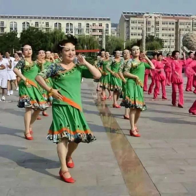 韩城市综合行政执法局――最美广场舞文明和谐曲