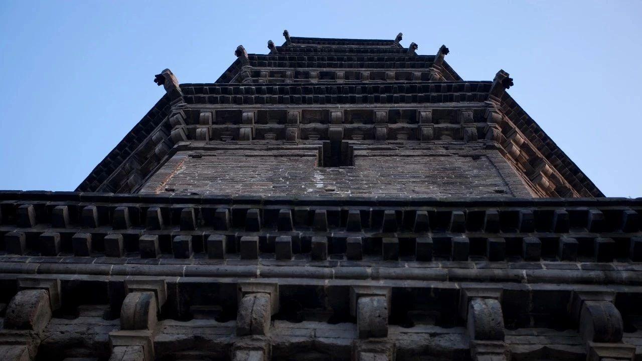 唐河�v史建筑――泗州塔