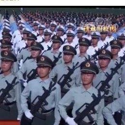 """十一国庆阅兵仪式上,千万别错过这个""""学霸""""方阵!"""