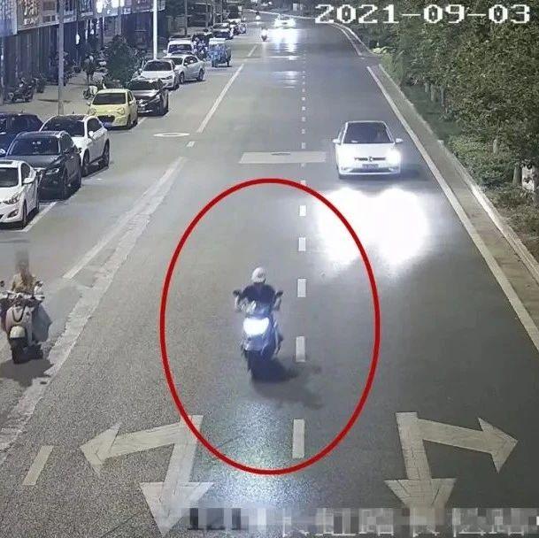 松阳一男子盗窃电动车,原因让人大跌眼镜……