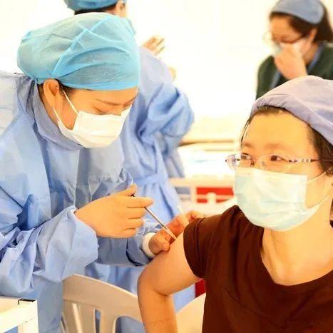 累计接种22441剂次!望江有序推进新冠疫苗全民接种工作