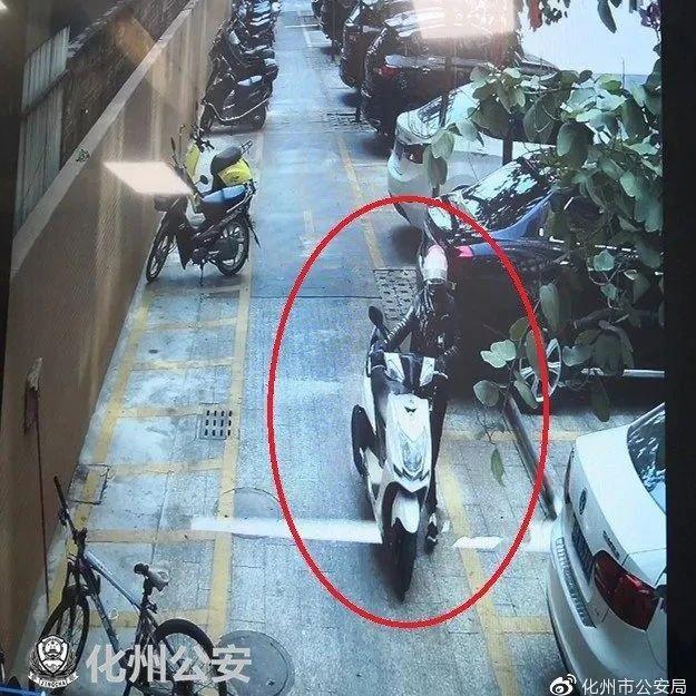 今年3月份,广东惊现母女大盗,频繁作案专偷摩托车!
