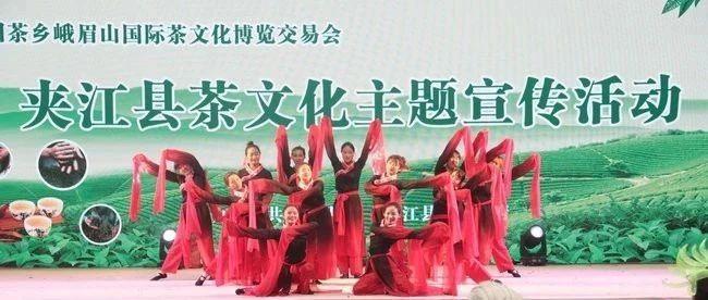 打造全国出口绿茶第一县――第四届茶博会夹江主题日活动举行