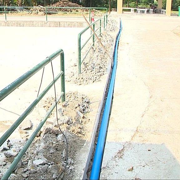 【新农村建设系列报道】钱坑镇全力推进农村饮用水集中供给工程建设