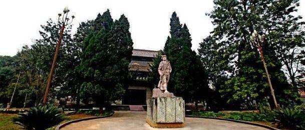 革命遗址|莲花县革命烈士纪念馆