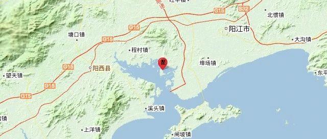 昨日!阳江突发地震,你感觉到吗?