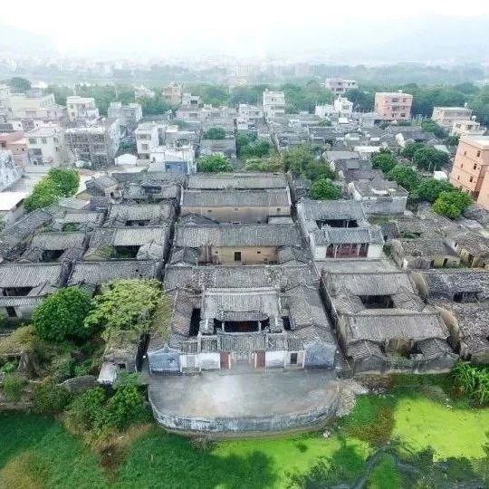 揭西这位当年榕江流域的首富,一个人独资建立了一个大寨