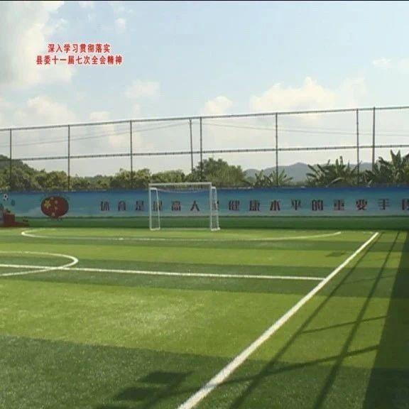 厉害了!揭西这几个镇共新建了9个社会足球场地