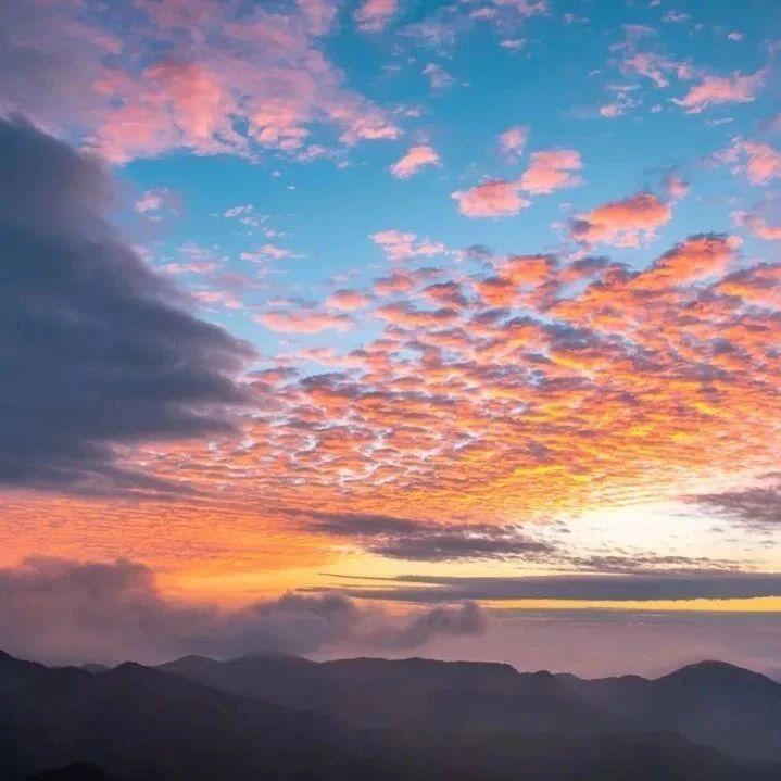 星空、日出、云海......揭西这个地方一定不能错过!