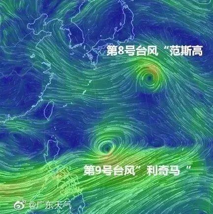 """台风组团来?9号台风""""利奇马""""生成!对揭西的影响是……"""